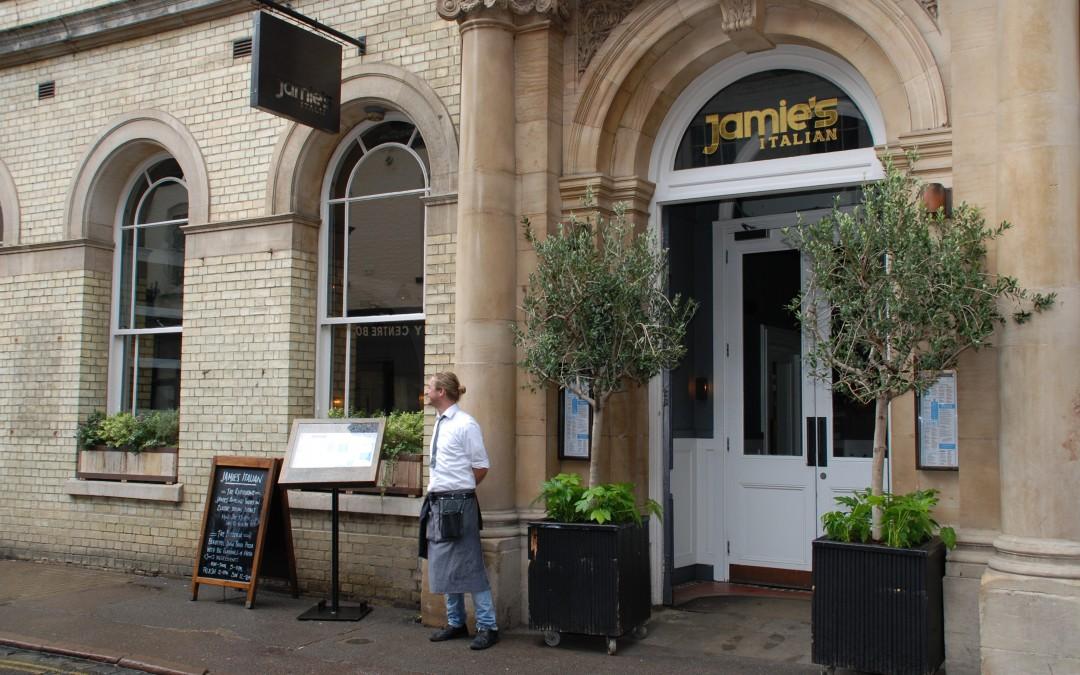 Jamie's Italian Restaurant Buys Salinas Fans