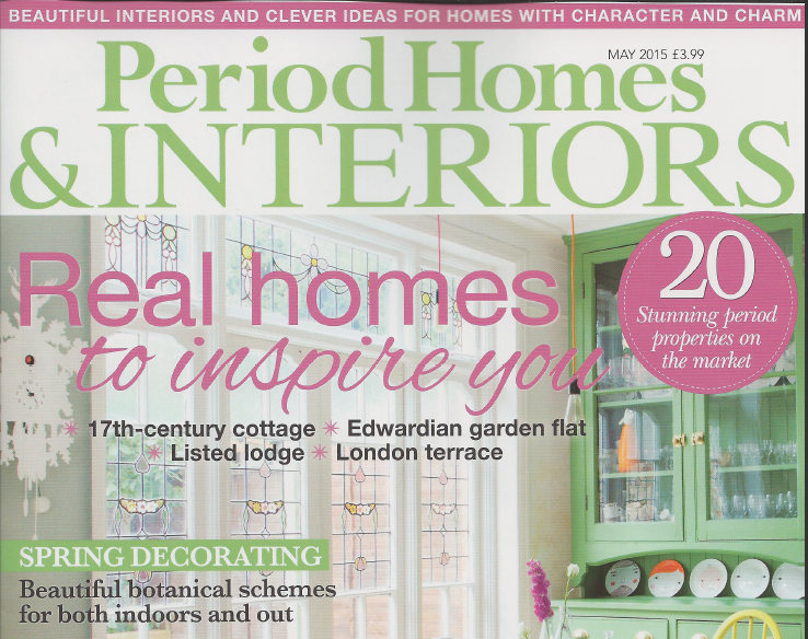 Period Homes Mag Endorses Hunter
