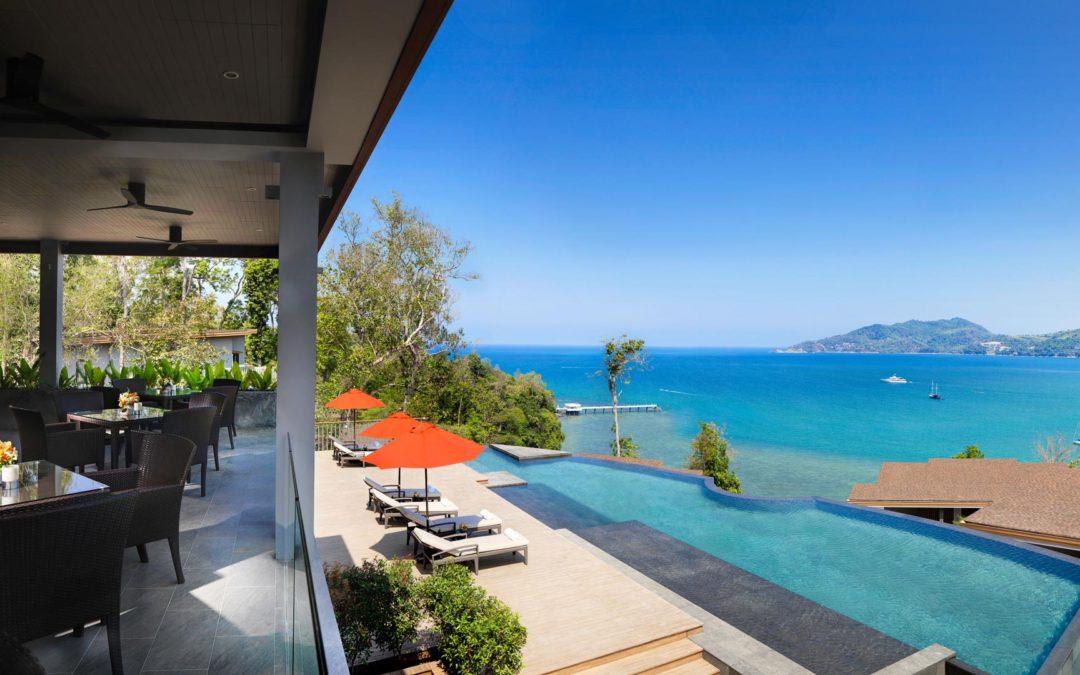 Armari Resort Installs MrKen Designer Ceiling Fans