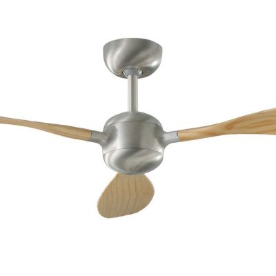 Lucci Woody Outdoor DC Low Energy Ceiling Fan