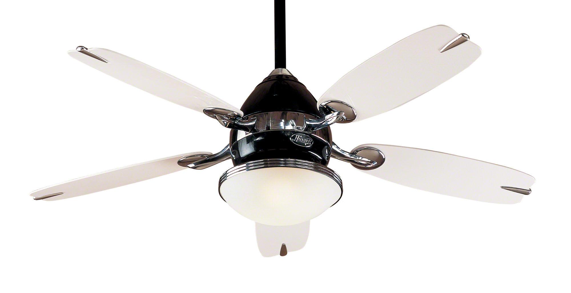 Hunter Retro Ceiling Fan In White Last One Ever 70 Off