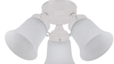 Hunter Fan 3 Light Flush Mount Fitter Kit
