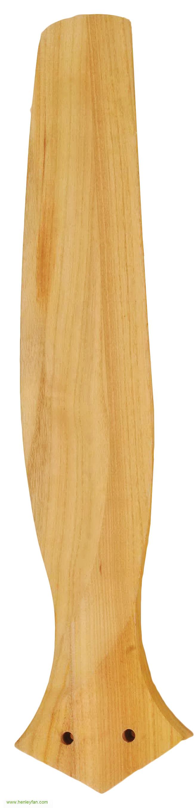 MrKen 3D Solid Wood Designer Low Energy DC Ceiling Fan - New 2016!