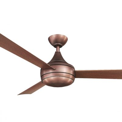 Matthews-Atlas Donaire Outdoor IP Code Wet Location Ceiling Fan with LED Light Kit
