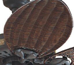 Hunter Real Wicker Ceiling Fan Blades