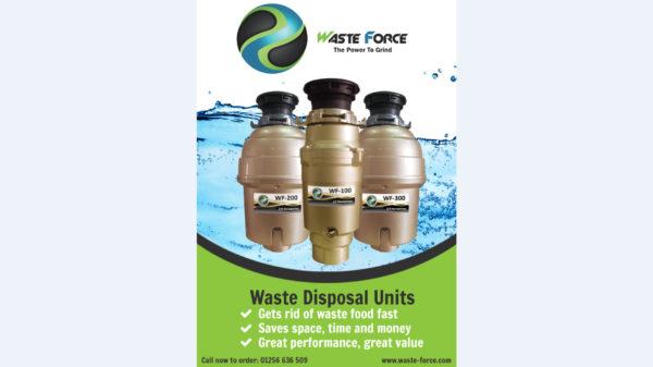 WF-200_waste_disposal_unit