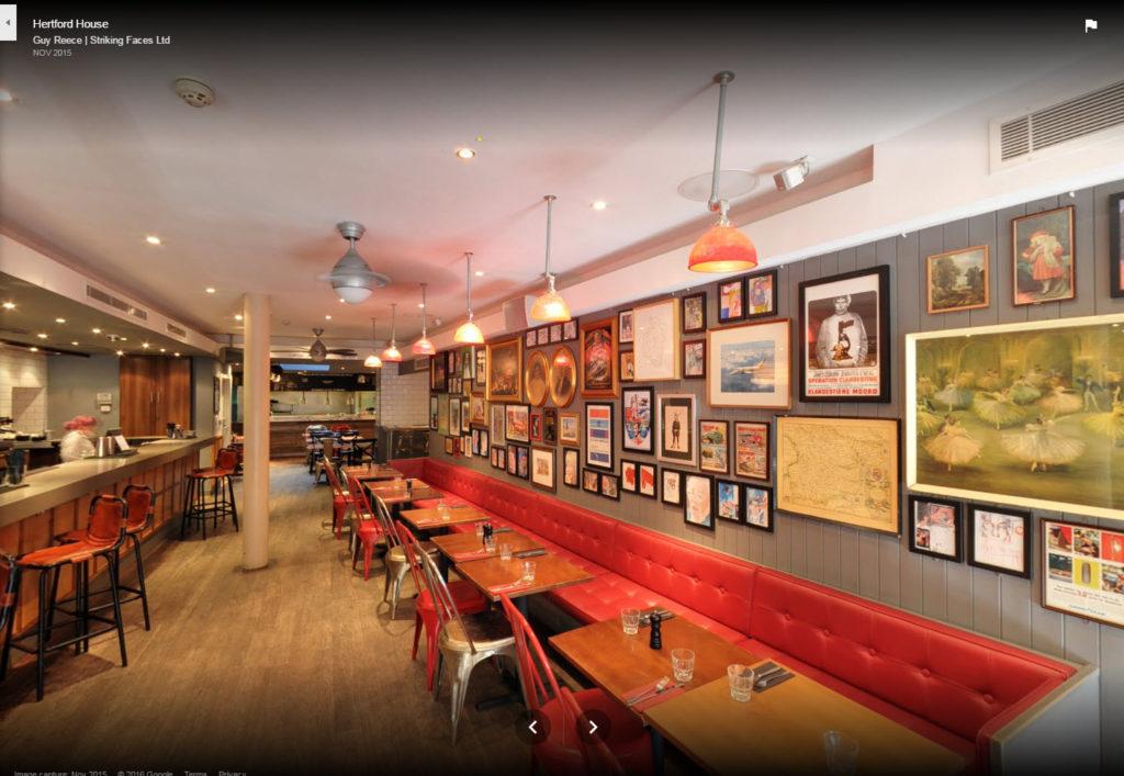 Restaurant Bar Amp Club Ceiling Fans