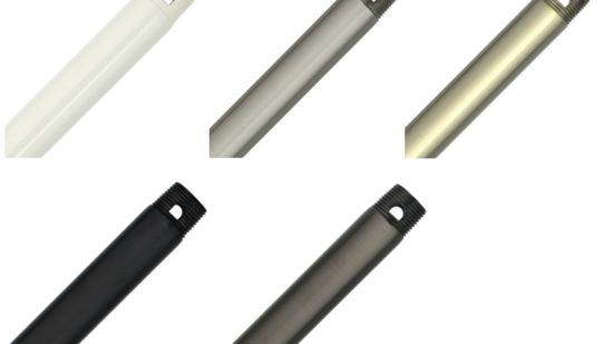 Hunter Ceiling Fan Extension Drop Rod
