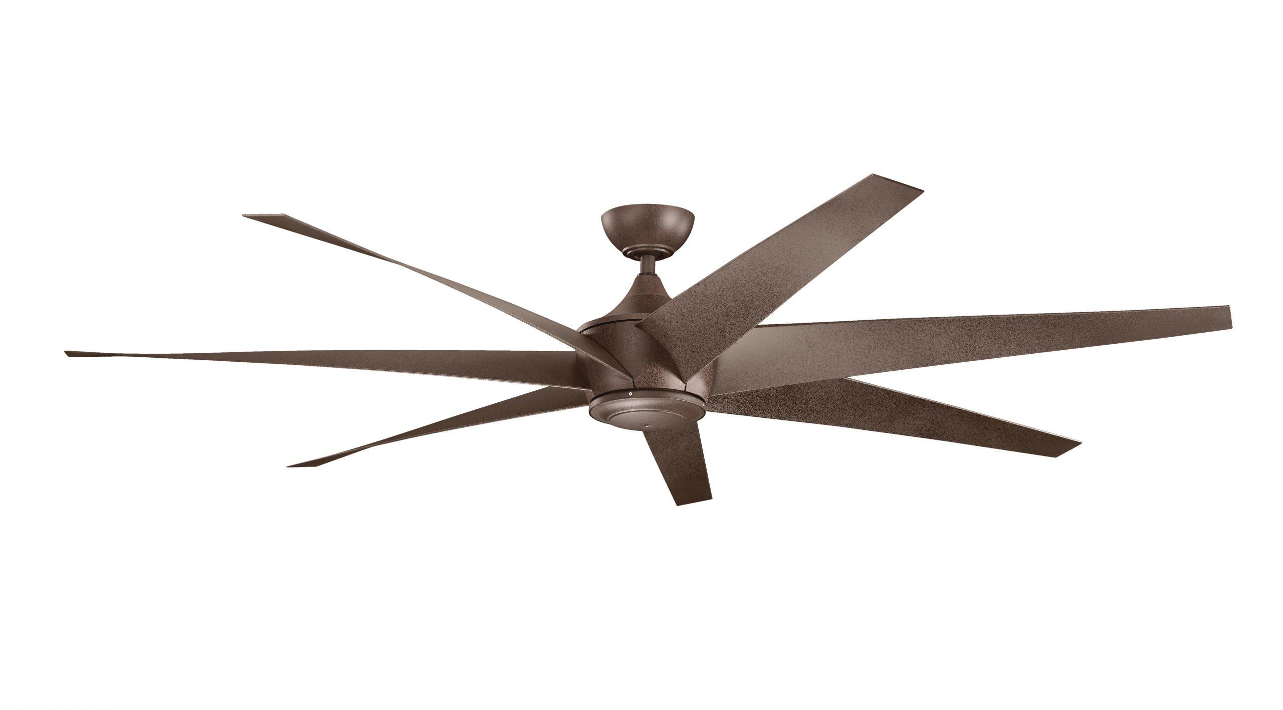 Kichler Lehr Wet Climate Dc Ceiling Fan