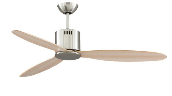 """MrKen CAN 3D 52"""" Low Energy DC Ceiling Fan in White"""
