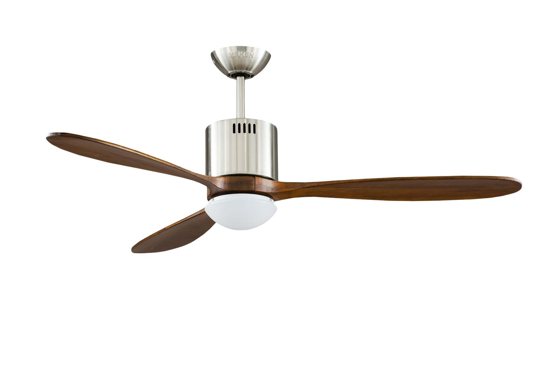 Mrken Pilot 3d Designer Low Energy Dc Ceiling Fan New