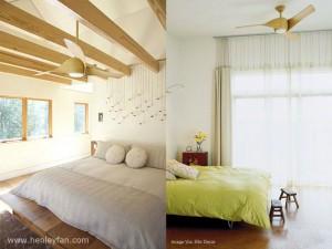 003_Henley_Ceiling_Fan_Artemis_maple_bedroom