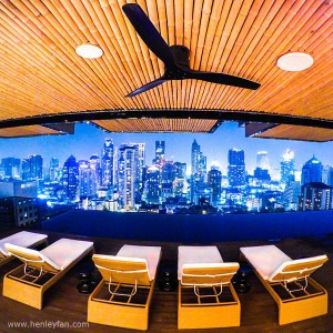 029_Henley_Ceiling_Fan_hotel-indigo-bangkok-wireless-road-rooftop-pool-at-night