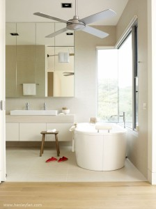 353_Henley_fan_Lucci_ceiling_fan_futura_silver_bathroom