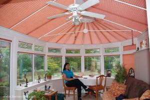 424_Hunter_Ceiling_fan_Brighton_conservatory