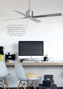 438_Henley_ceiling_fan_lucci_Airfusion_climate_brushed_chrome_office